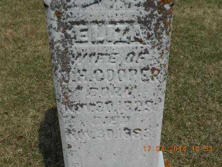 COOPER, ELIZA - Calhoun County, Michigan | ELIZA COOPER - Michigan Gravestone Photos