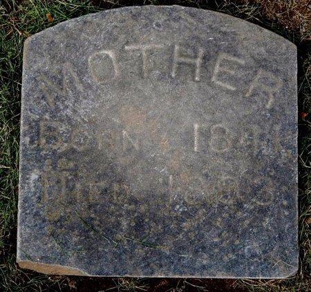 COOPER, MARY C - Calhoun County, Michigan | MARY C COOPER - Michigan Gravestone Photos