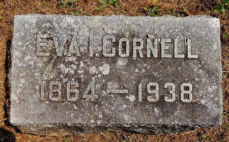 CORNELL, EVA I - Calhoun County, Michigan   EVA I CORNELL - Michigan Gravestone Photos