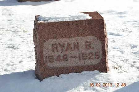 COWLES, RYAN BARBER - Calhoun County, Michigan   RYAN BARBER COWLES - Michigan Gravestone Photos