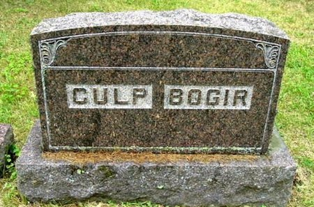 CULP, MONUMENT - Calhoun County, Michigan   MONUMENT CULP - Michigan Gravestone Photos