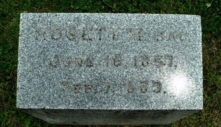 CULP, ROSETTE - Calhoun County, Michigan | ROSETTE CULP - Michigan Gravestone Photos