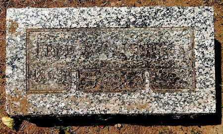 CUMMINGS, FRED E - Calhoun County, Michigan | FRED E CUMMINGS - Michigan Gravestone Photos