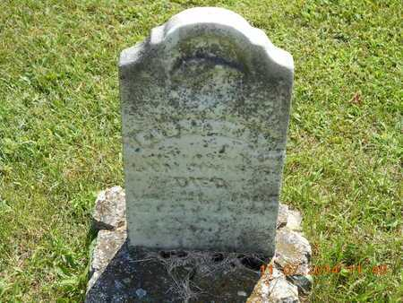 CUMMINGS, HARRIET MARILLA - Calhoun County, Michigan   HARRIET MARILLA CUMMINGS - Michigan Gravestone Photos