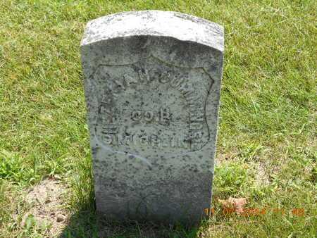 CUMMINGS, HEZEKIAH - Calhoun County, Michigan | HEZEKIAH CUMMINGS - Michigan Gravestone Photos