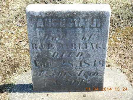 DARLING, AUGUSTA J. - Calhoun County, Michigan | AUGUSTA J. DARLING - Michigan Gravestone Photos