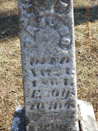 DARLING, UNKNOWN - Calhoun County, Michigan | UNKNOWN DARLING - Michigan Gravestone Photos