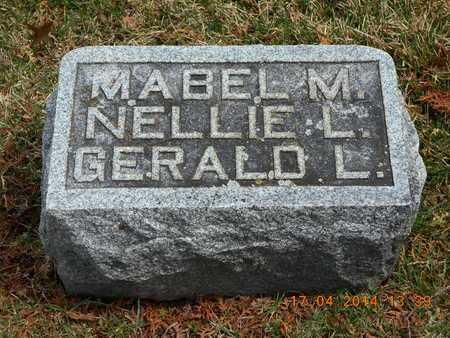DIBBLE, NELLIE L. - Calhoun County, Michigan | NELLIE L. DIBBLE - Michigan Gravestone Photos