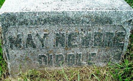 DIBBLE, MAY - Calhoun County, Michigan | MAY DIBBLE - Michigan Gravestone Photos