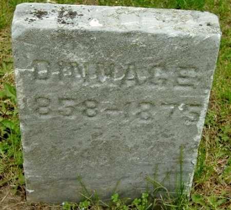 DINNAGE, EDITH - Calhoun County, Michigan | EDITH DINNAGE - Michigan Gravestone Photos