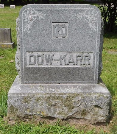 KARR, FAMILY MARKER - Calhoun County, Michigan | FAMILY MARKER KARR - Michigan Gravestone Photos