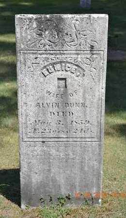 DUNN, EUNICE - Calhoun County, Michigan   EUNICE DUNN - Michigan Gravestone Photos