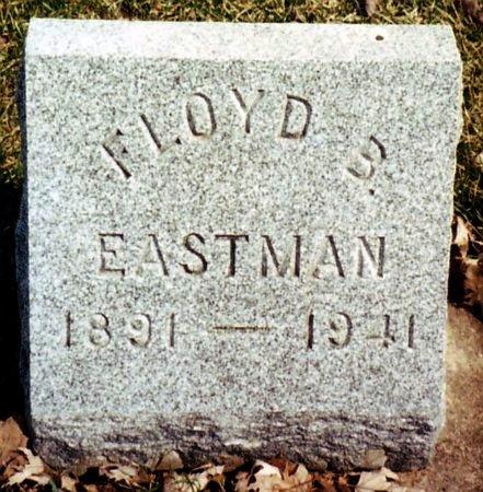 EASTMAN, FLOYD - Calhoun County, Michigan | FLOYD EASTMAN - Michigan Gravestone Photos