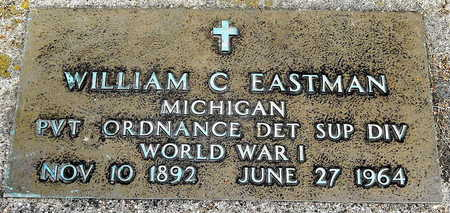 EASTMAN, WILLIAM C. - Calhoun County, Michigan | WILLIAM C. EASTMAN - Michigan Gravestone Photos