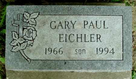EICHLER, GARY P - Calhoun County, Michigan | GARY P EICHLER - Michigan Gravestone Photos