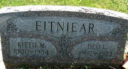 EITNIEAR, DEO L - Calhoun County, Michigan | DEO L EITNIEAR - Michigan Gravestone Photos