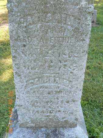 EITNIEAR, LAURA BELLE - Calhoun County, Michigan | LAURA BELLE EITNIEAR - Michigan Gravestone Photos
