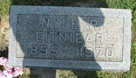 EITNIEAR, NYLE R - Calhoun County, Michigan | NYLE R EITNIEAR - Michigan Gravestone Photos