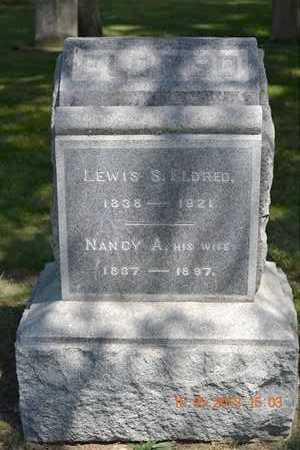 ELDRED, NANCY A. - Calhoun County, Michigan | NANCY A. ELDRED - Michigan Gravestone Photos