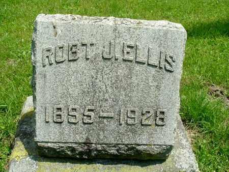 ELLIS, ROBERT J. - Calhoun County, Michigan | ROBERT J. ELLIS - Michigan Gravestone Photos