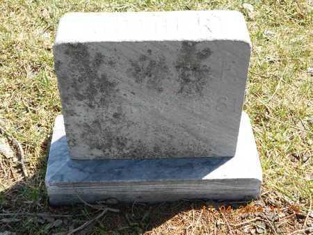 ENOS, MARY FRANCES - Calhoun County, Michigan | MARY FRANCES ENOS - Michigan Gravestone Photos