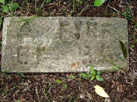 EYRE, A. - Calhoun County, Michigan | A. EYRE - Michigan Gravestone Photos
