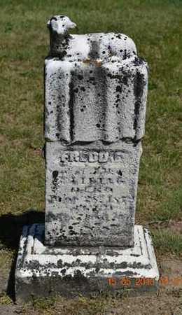 FAILING, FREDDIE - Calhoun County, Michigan   FREDDIE FAILING - Michigan Gravestone Photos