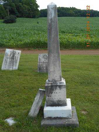 FAILING, FAMILY - Calhoun County, Michigan | FAMILY FAILING - Michigan Gravestone Photos
