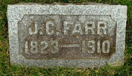 FARR, JOHN C - Calhoun County, Michigan   JOHN C FARR - Michigan Gravestone Photos