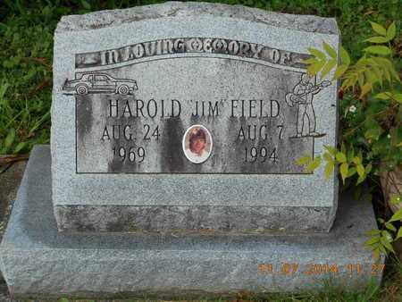 "FIELD, HAROLD ""JIM"" - Calhoun County, Michigan | HAROLD ""JIM"" FIELD - Michigan Gravestone Photos"