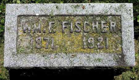 FISCHER, WILLIAM F - Calhoun County, Michigan | WILLIAM F FISCHER - Michigan Gravestone Photos