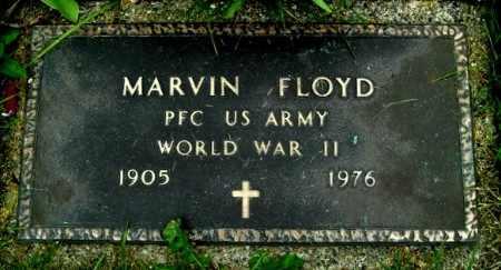 FLOYD, MARVIN - Calhoun County, Michigan | MARVIN FLOYD - Michigan Gravestone Photos