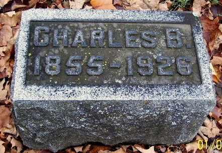 FOX, CHARLES B - Calhoun County, Michigan | CHARLES B FOX - Michigan Gravestone Photos
