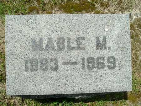 FRENCH, MABLE M. - Calhoun County, Michigan | MABLE M. FRENCH - Michigan Gravestone Photos