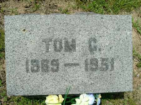 FRENCH, TOM - Calhoun County, Michigan | TOM FRENCH - Michigan Gravestone Photos