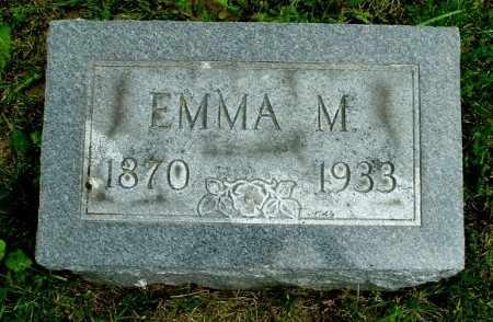 FULLER, EMMA M - Calhoun County, Michigan | EMMA M FULLER - Michigan Gravestone Photos