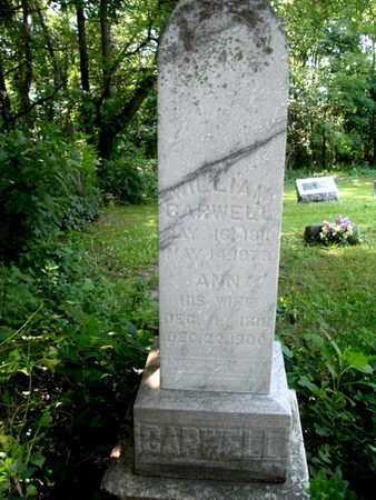 GARWELL, ANN - Calhoun County, Michigan | ANN GARWELL - Michigan Gravestone Photos