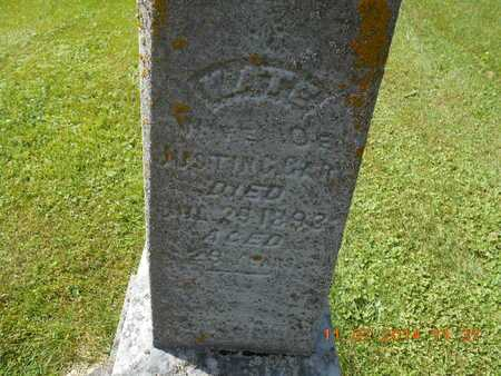 GARY, KATE - Calhoun County, Michigan | KATE GARY - Michigan Gravestone Photos