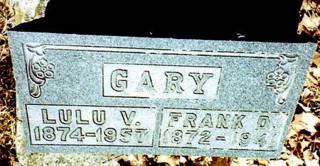 GARY, LULU - Calhoun County, Michigan | LULU GARY - Michigan Gravestone Photos