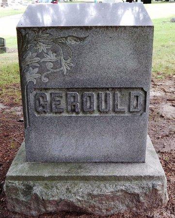 GEROULD, FAMILY MARKER - Calhoun County, Michigan   FAMILY MARKER GEROULD - Michigan Gravestone Photos