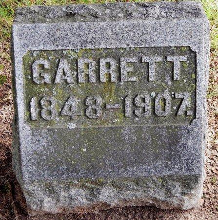 GEROULD, GARRETT - Calhoun County, Michigan | GARRETT GEROULD - Michigan Gravestone Photos