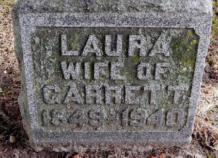 GEROULD, LAURA - Calhoun County, Michigan | LAURA GEROULD - Michigan Gravestone Photos