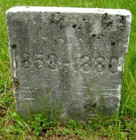 GOULD?, ? - Calhoun County, Michigan | ? GOULD? - Michigan Gravestone Photos