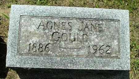 GOULD, AGNES J - Calhoun County, Michigan | AGNES J GOULD - Michigan Gravestone Photos