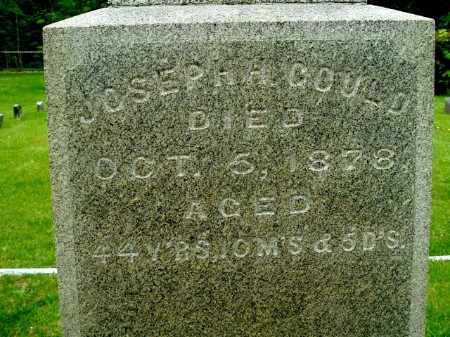 GOULD, JOSEPH - Calhoun County, Michigan | JOSEPH GOULD - Michigan Gravestone Photos