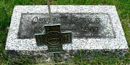 GOULD, ORVIE H - Calhoun County, Michigan | ORVIE H GOULD - Michigan Gravestone Photos