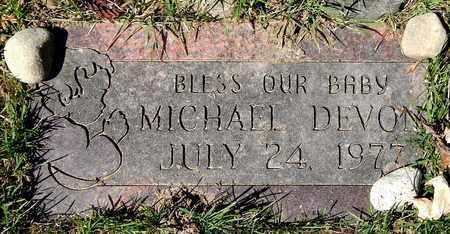 GREEN, MICHAEL DEVON - Calhoun County, Michigan | MICHAEL DEVON GREEN - Michigan Gravestone Photos