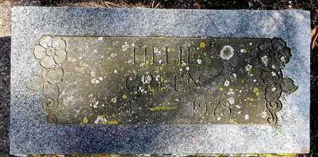 GREEN, TILLIE - Calhoun County, Michigan | TILLIE GREEN - Michigan Gravestone Photos