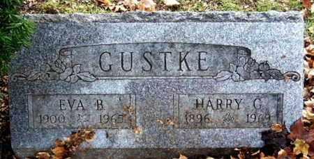 GUSTKE, HARRY C - Calhoun County, Michigan | HARRY C GUSTKE - Michigan Gravestone Photos