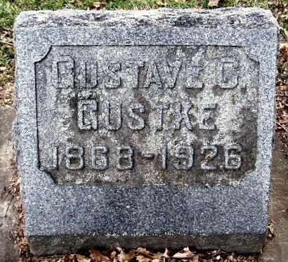 GUSTKE, GUSTAVE C - Calhoun County, Michigan | GUSTAVE C GUSTKE - Michigan Gravestone Photos